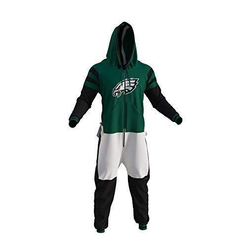 Philadelphia Eagles NFL Adult Onesie (Large)