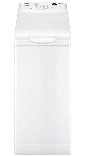Zanussi ZWQ61225WA Freestanding 6kg 1200RPM A+++ White Top-load ...