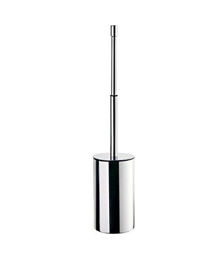Smedbo SME_FK640 Free Standing Toilet Brush, Stainless Steel Polished (Smedbo Toilet Outline Brush)