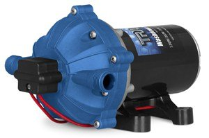 TRAC Washdown Pump, 12v, 5.3 GPM, 70 PSI by TRAC Outdoor Products Company