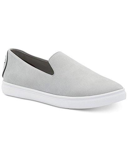 DKNY Womens Jillian Slip-On Loafers Shoes Aluminum 7.5 M US - Original Dkny Box