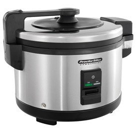 Proctor Silex 37560 60 Cup Electric Rice Cooker / Warmer – 120V