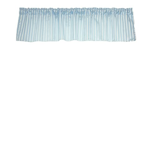 Baby Doll Candyland Window Valance, Blue by BabyDoll Bedding