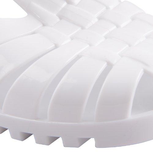 Footwear Sensation - Sandalias de vestir para mujer Blanco blanco crema Blanco - blanco
