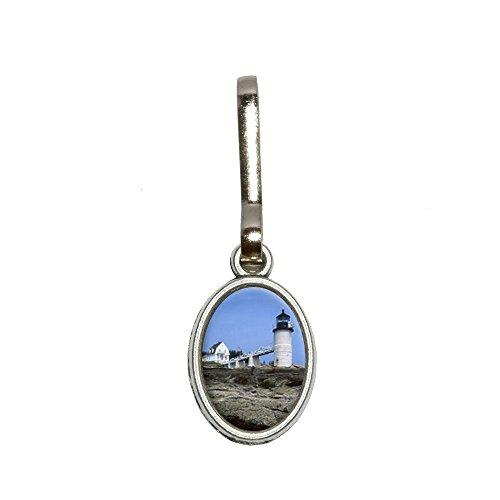 Point Lighthouse Charm - 7