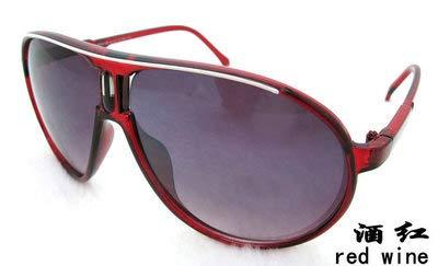 Fashion Men/'s Women/'s Retro Sunglasses Unisex Sport Matte Frame Carrera Glasses