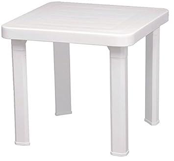 High Quality Resol Sun Lounger Side Table / Garden Table Polypropylene Plastic (Sold  Singularly)   UV