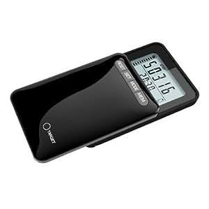 Pedusa 3D Sensor Tri-Axis Pocket Pedometer PE-799 (Black)