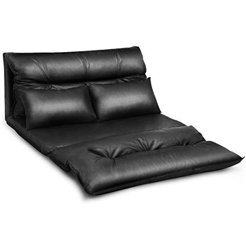 Giantex Floor Sofa PU