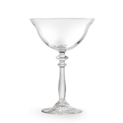 Libbey 501407 1924 Vintage 8.25 Ounce Coupe Cocktail Glass - ()
