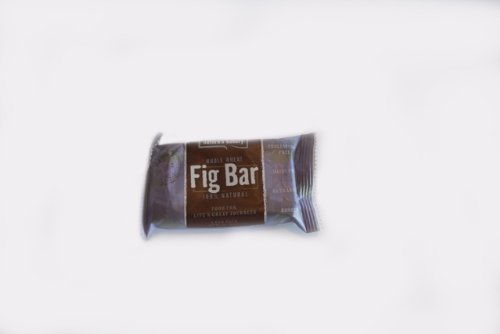 Nature's Bakery Whole Wheat Fig Bar Case 84 Bars, 100% Natural, Dairy Free, Low Fat