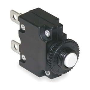 Thermal Circuit Breaker 1P 5 Amp 250VAC/32VDC
