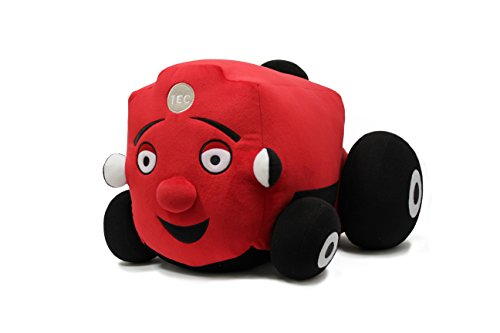 BabyFirstTV Tec the Tractor Soft Plush Toy (Baby First Tv Characters)