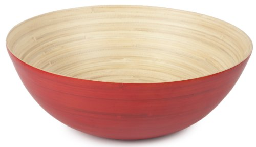 Core Bamboo Modern Round Bowl Extra Large in ()