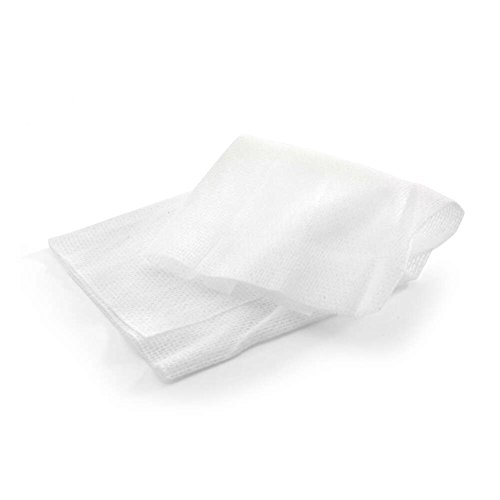 MediChoice Task Wipes, Disposable, Rayon, 10.5 Inch x 9 Inch, 30 Wipes Per Box, White (Case of - Ca Tasks