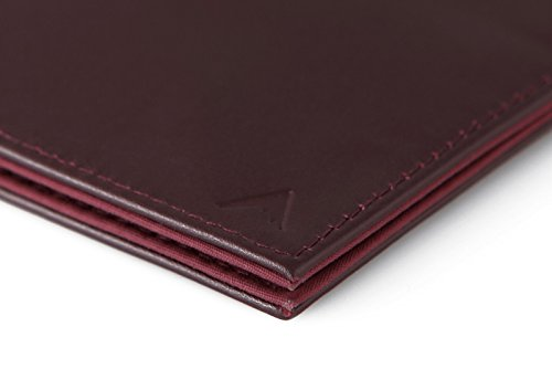 Leather Wallet Oxblood Caravan Leather Caravan XqaXr0