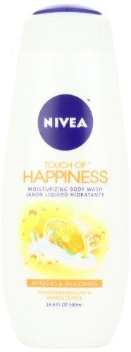 Nivea Touch Of Happiness Moisturizing Body Wash,