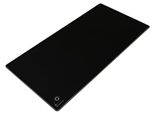 Dechanic XXL Heavy(6mm) SPEED Soft Gaming Mouse Mat - Double Thickness, 36''x18'', Grey by Dechanic