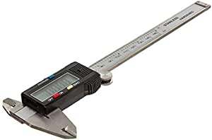 150MM 6inch Stainless Steel Digital Vernier Caliper Micrometer Guage