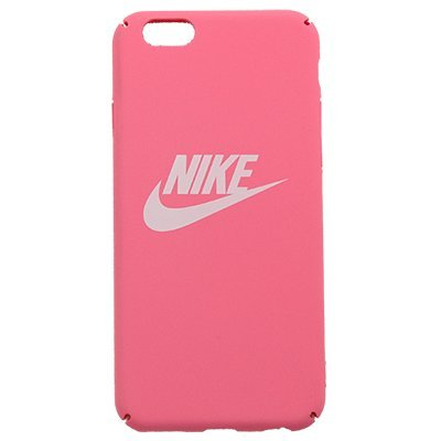 "Price comparison product image iPhone 6+/6s+ 5.5"" Case, Slim Nike Logo Protective Premium Hard Case for Apple iPhone 6 Plus and iPhone 6s Plus (Pink)"