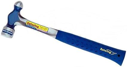 Estwing E3-16BP Marteau /à panne sph/érique avec manche anti-rebond en nylon//vinyle 455/g