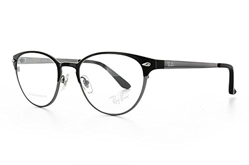 0671a0ea81 Ray-Ban Eyeglasses Tech RX8728D Asian Fit 1176  Amazon.co.uk  Clothing