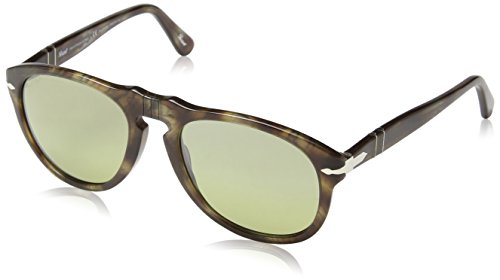 Persol PO0649 Sunglasses-972/83 Beige/Brown (Cryst Polar Green Grad - Po0649 Persol 54