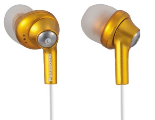 Panasonic RP HJE280 D Earbuds Extension Orange