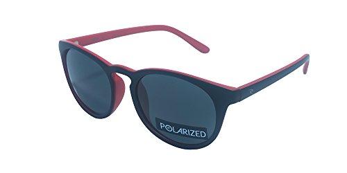 hombre sol Negro Gafas para Negro Rip de Rojo Curl n6gXOX