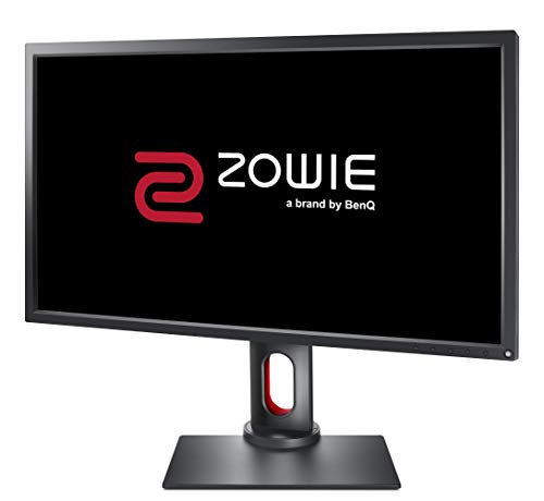BenQ ZOWIE XL2731 27 inch 144 Hz Gaming Monitor   1080P 1ms   Black Equalizer & Color Vibrance for Competitive Edge   Height Adjustable Standom Display Profiles   Shield