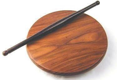 perfecto para hacer chappati Chakla madera coloreada del tama/ño grande