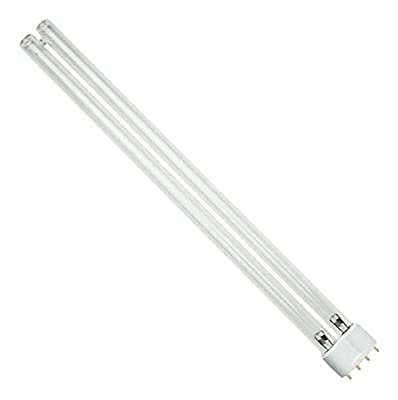 Tech'n'Toy SS2g1155w Sun Sun 55 Watt PL-L TUV Germicidal UV Replacement Bulb