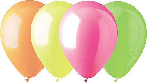 CTI 100 Count Latex Balloons, 12