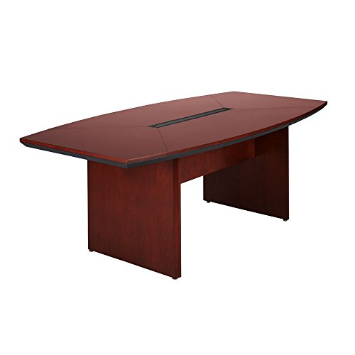 Corsica Boat Shape Conference Table - 6