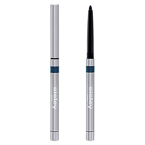 Sisley Sisley Phyto-khol Star Waterproof Eye Pencil, No.7 Mystic Blue, 0.1 Ounce