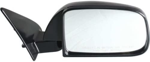 For Toyota Pickup 89-95 Driver Side Manual View Mirror Non-Heated Foldaway