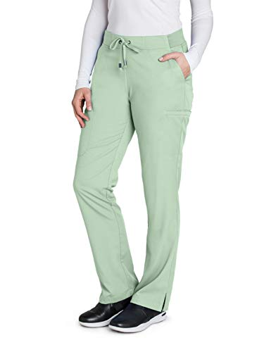 Grey's Anatomy 4277 Straight Leg Pant Pistachio ()
