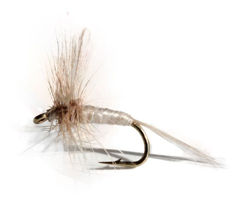 Flies Direct Pale Morning Dun Assortment Trout Fishing Flies (1-Dozen)