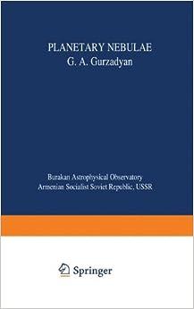 Book Planetary Nebulae