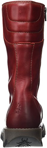 Fly Ster768fly Red London Women's Red Boots rrSAqwC