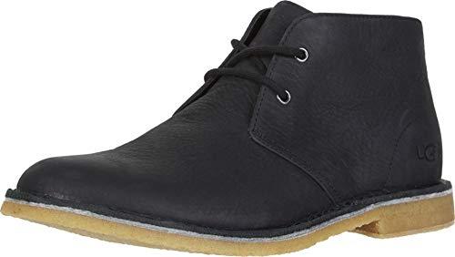 UGG Men's Groveland Chukka Boot, Black, 13 M US (Boots Mens Ugg Black)