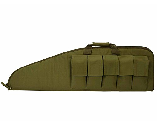 "Explorer® 42"" Soft Scoped Tactical Rifle Case Military Weap"