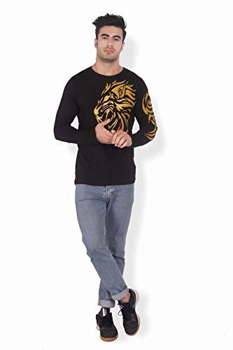 Black tshirs for mens