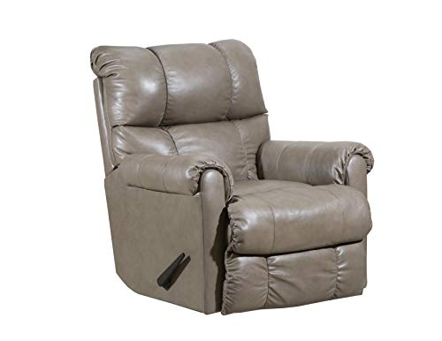 (Lane Home Furnishings 4208-19 Soft Touch Taupe Rocker Recliner,)