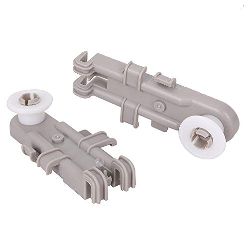 Kitchenaid Dishwasher Model - 2 Pack WP8268743 8268743 Ultra Durable Upper Rack Wheel Replacement Part for Whirlpool Kenmore KitchenAid Dishwasher Replace # 830899 AP6012252 PS11745459 EAP11745459