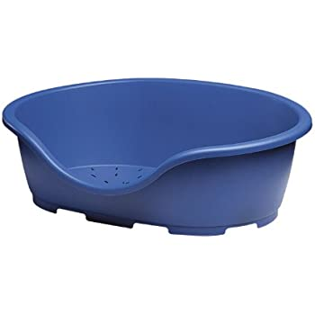 Marchioro Perla 3 Bed for Pets, 26 inches, Blue