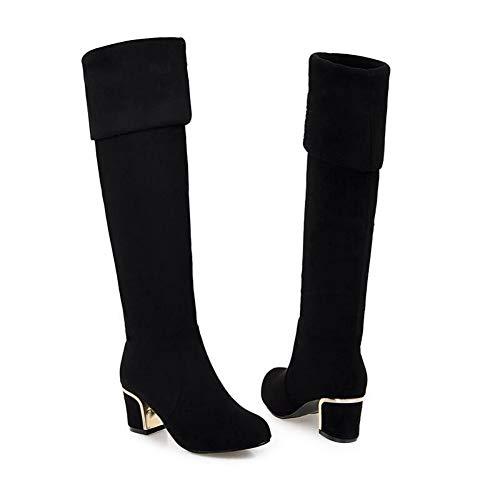 Balamasa Abl11888 Femme Sandales Noir Compensées qqZSCx6w