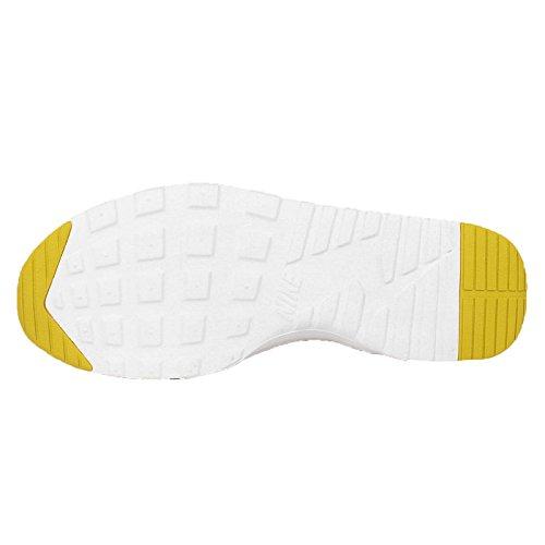 Nike Air Max Thea Jcrd Prm Kvinners Trenere 807385 Joggesko Sko Lyse Citron Svart Edle Lilla 700