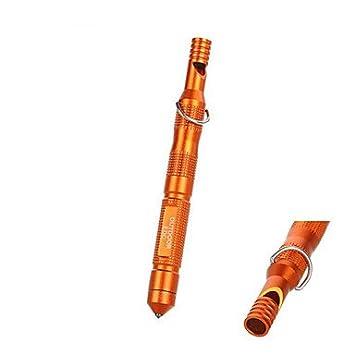 JIANCHI barra de magnesio resistente al agua al aire libre del arrancador de fuego pedernal con