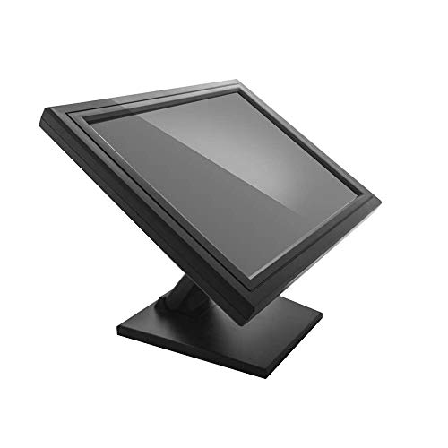 17-Inch Touch Screen Display,17 Inch LCD Touchscreen USB Vga Monitor Pos Stand Touch Screen Bar Restaurant 17'' from LOYALHEARTDY19